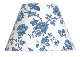 Greengate lampshade Frida blue