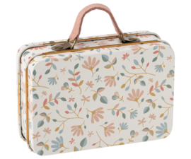 Maileg metal suitcase, Merle light