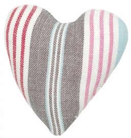 Greengate heart-hanger Zara beige