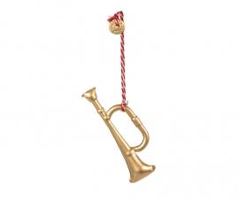 Maileg metal Trompet-hanger