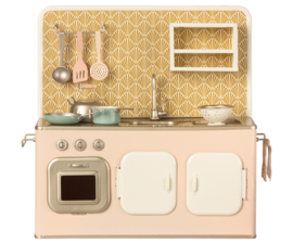 Maileg Kitchen, Powder pink