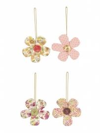 Maileg bloem-hanger, 4 assorti
