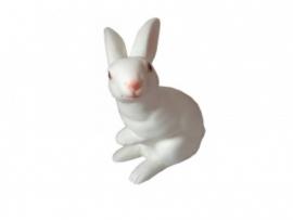 """figuurlamp """"staand konijn"""""""