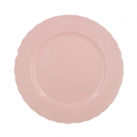 At Home dinnerbord roze