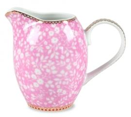 Pip Studio melk kannetje, Lovely Branches roze