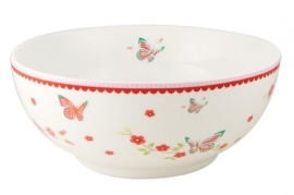 Room Seven bowl large Butterfly