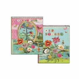 Pip Catch of the Day school, ringbinder A4 2-rings