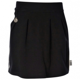 Kiestone 4641 skirt black sporty