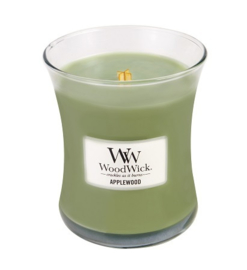 WoodWick® Applewood Medium Candle