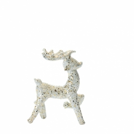 Greengate Xmas Reindeer glimmer
