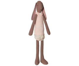 Maileg Bunny brown girl medium #2, dress me up..!
