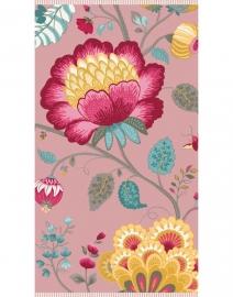 Pip Studio gastendoekje Floral Fantasy pink