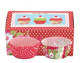 Greengate cupcake Vigga red