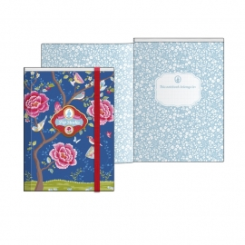 Pip Chinese Blossom blue Yearround collection `14-`15, Notebook A5