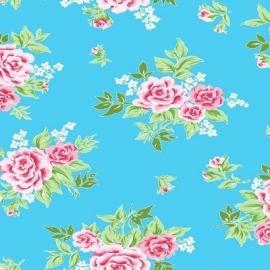 plakfolie rosie blue