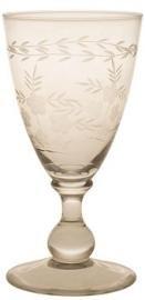 Greengate glass w. cutting clear small