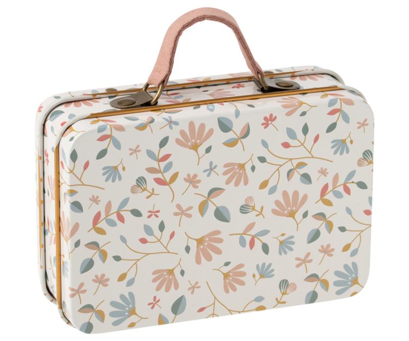 Maileg metal suitcase, Merle light