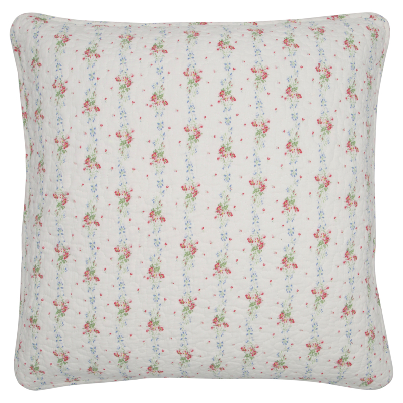 Greengate cushion cover Sinja white 50x50