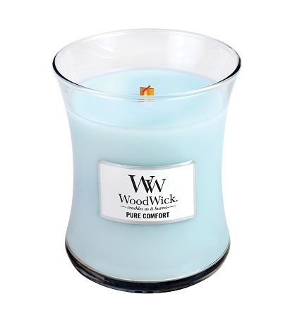 WoodWick® Pure Comfort Medium Candle