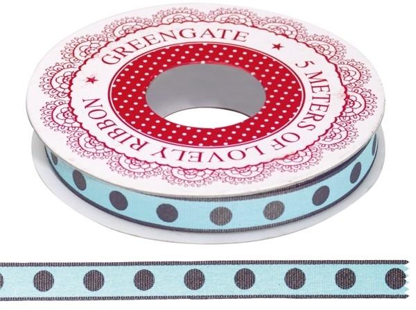 Greengate ribbon Lotte pale blue