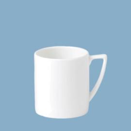 Wedgwood  Jasper Conran White espressokopje LOS glad model