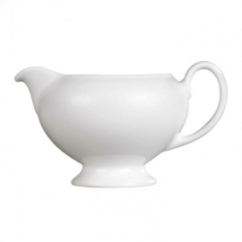 Wedgwood White China Melkkannetje 0.33ltr Leigh (nieuw model)