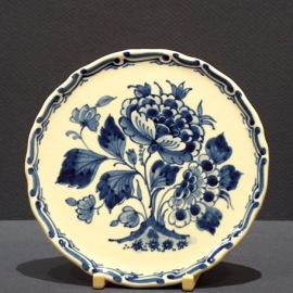 Royal Delft 102005 Bordje/coaster 11cm