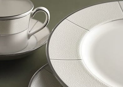 Wedgwood Shagreen White