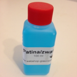 Patina zwart 100 ml