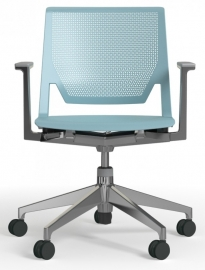 Bezoekers en seminairatoel / Bureaustoel Comforto Very 6211 MVO Cradle to Cradle