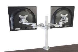 Monitorarm  dubbel Huislijn Project PA350