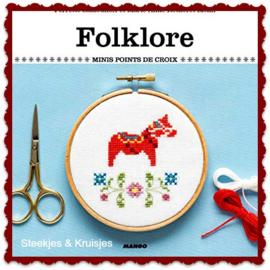 Folklore miniboekje