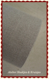 Vaupel  14-draads linnen band 200 mm  natuur