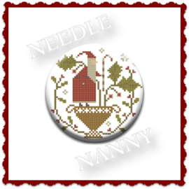"Needle Nanny ""Merry Holly Berries"""