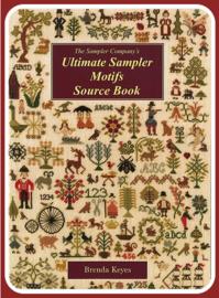 Ultimate Sampler Motifs Source Book Brenda Keyes