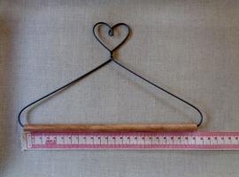 """Hartjeshanger 23 cm / 9"""""""