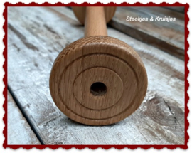 Wooden spool for banding 170 mm wide