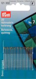 Prym naainaalden no. 7 halflang betweens
