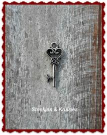 Bedel sleutel hartvorm
