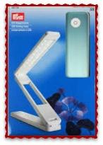 Inklapbaar en oplaadbaar Prym Led lampje