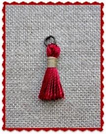 Rood minikwastje