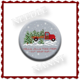 "Needle Nanny ""Home for the Holiday Tree Farm"""