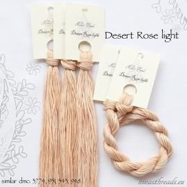 """Nina's Threads """"Desert Rose Light"""""""
