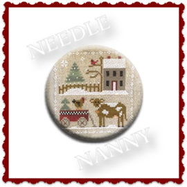 """Needle Nanny """"Farmhouse Dairy"""":"""