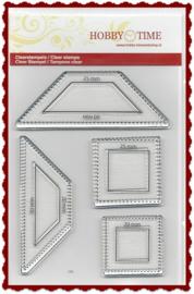 Quiltstempel Klosje Klein CRP0043