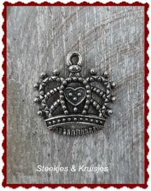 Bedel kroon met hart