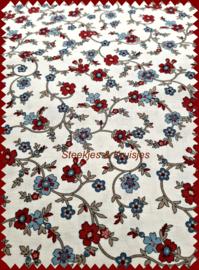 """Laura Berringer """"Blue Meadow"""" Flowery 0783"""
