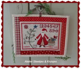 """S&K """"Santa"""" inclusief bedeltjes"""