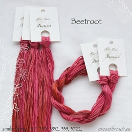 "Nina's Threads ""Beetroot"""