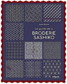 Broderie Sashiko Susan Briscoe